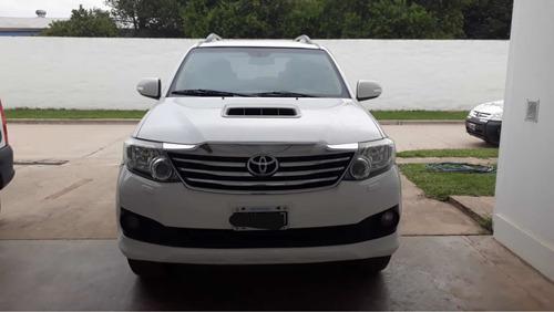 Toyota Sw4 3.0 Srv Cuero I 171cv 4x4 2012