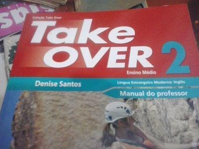 Livro Take Over 2 - Ensino Médio Denise Santos