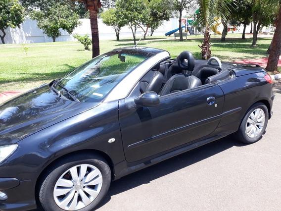 Peugeot 206 Cc 1.6 16v 2p 2008