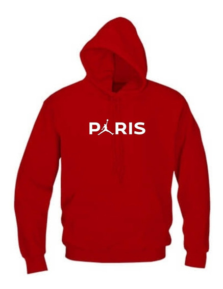 Sueter Estampado Air Jordan Paris Full Tallas Colores