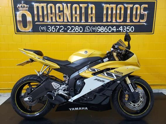 Yamaha Yzf R6 - 2006 - Amarela - Km 44.000
