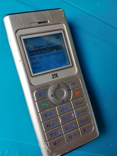 Celular Zte Mod X175 Sem Carregador Ótimo Aparelho..