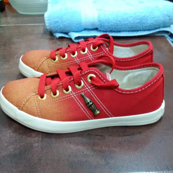 Coca Cola Shoes Zapatillas Escucho Ofertas