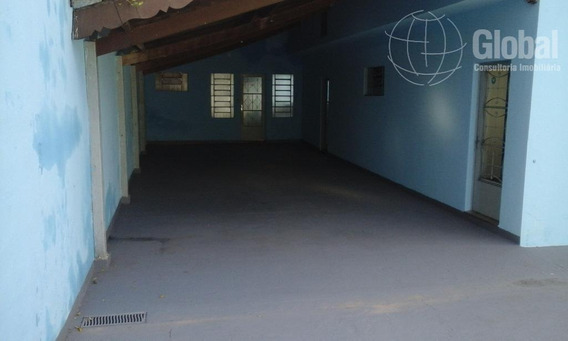 Casa Residencial À Venda, Vila Letônia, Nova Odessa. - Ca1306