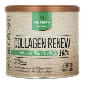 Collagen Renew C/ Verisol 300g - Nutrify - Todos Os Sabores