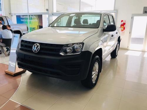 Volkswagen Amarok Doble Cabina Trendline Patenta 2021