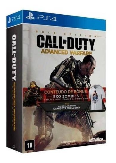 Call Of Duty Advanced Warfare Gold Edition - Ps4