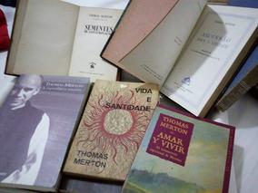 Thomas Merton - Lote Raro - 15 Livros