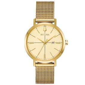 Relógio Bulova Unissex 97m115