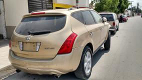 Murano Nissan En Partes Desarmando