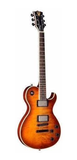 Guitarra Les Paul Phoenix Lp310 D Bs Na Cheiro De Música