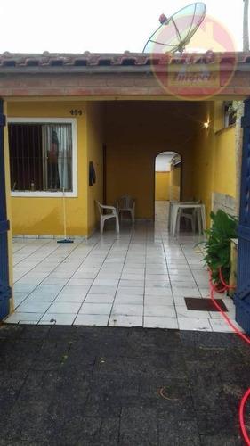 Casa À Venda, 86 M² Por R$ 300.000,00 - Vilamar - Praia Grande/sp - Ca1349