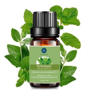10ml Natural Peppermint Massagem Com Óleos Essenciais - Gre