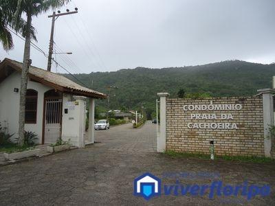 Condominio Praia Da Cachoeira - Casa Em Condomínio Para Temporada No Bairro Cachoeira Do Bom Jesus - Florianópolis, Sc - Da163