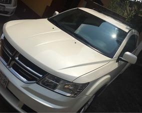 Dodge Journey 5p Sxt 2.4l Aut 7 Pas 2013