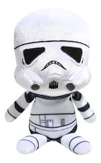 Stormtrooper, Galactic Plushies, Star Wars, Funko