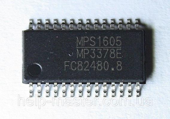 C.i. Smd Mp3378 Novo - Original Pronta Entrega