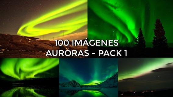 100 Imágenes Auroras Boreales (1) Desarrollo Web Wallpapers