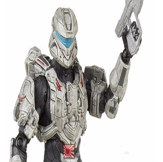 Figura Halo 4 Commander Palmer 6 15cm Series 3 Macfarlane N