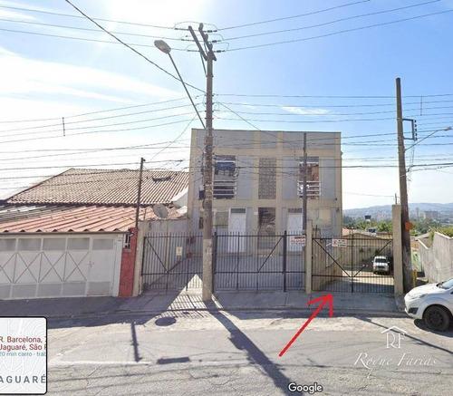 Galpão Para Alugar, 144 M² Por R$ 3.500,00/mês - Jaguaré - São Paulo/sp - Ga0070