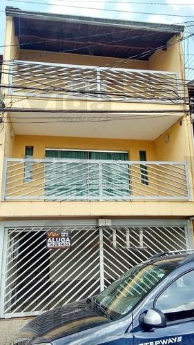 Casa/sobrado À Venda Em Cidade Das Flores  -  Osasco - 26618