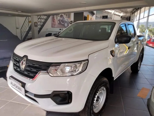 Renault Alaskan Confort 4x2 Año 2021 (dc)