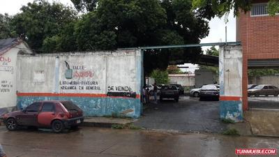 Terrenos Con Galpon En Venta 0412-0362666