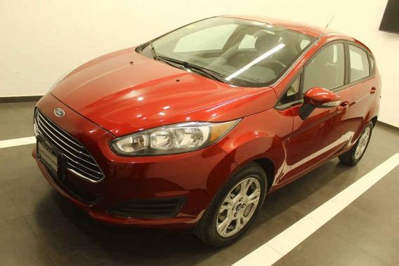 Ford Fiesta 2015 5p Se Hb L4/1.6 Aut