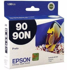 Cartucho Epson To90120 (90n) Black Original