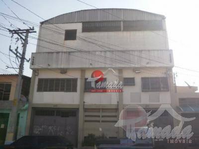 Galpão Comercial À Venda, Jardim Santa Maria, São Paulo - Ga0009. - Ga0009