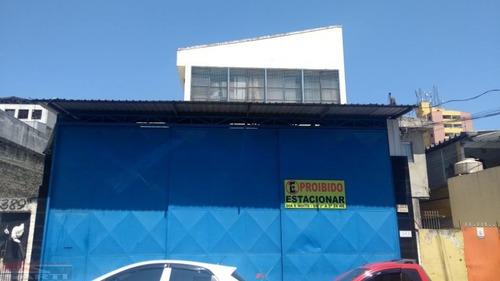 Galpão  800m² Casa Verde - R$ 13.000,00 Locação  - St11471