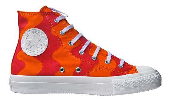 Remate Converse Marimekko Red/orange Rojo/naranja 529656c
