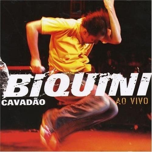 NO AO BAIXAR CAVADAO VOADOR CIRCO VIVO BIQUINI CD