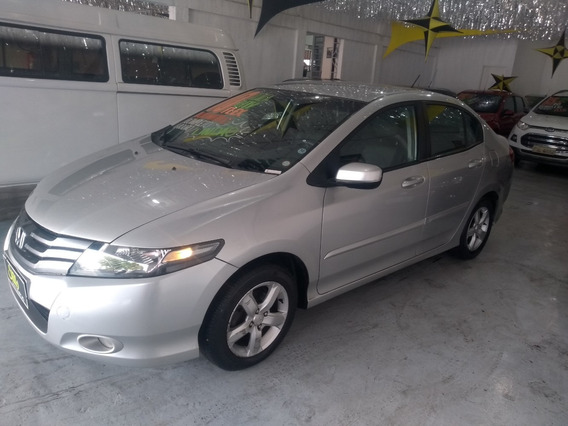 Honda City 1.5 Lx Flex Aut. 4p 2010