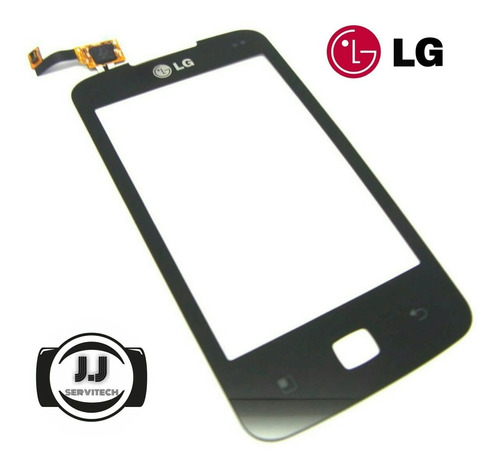 Mica Tactil LG Optimus Hub E510 Originales