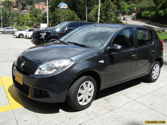 Renault Sandero Authentique 1.6 Aa