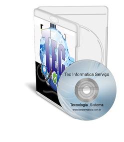 Tec Sistema De Automação Comercial Teste Grátis Serl 123456
