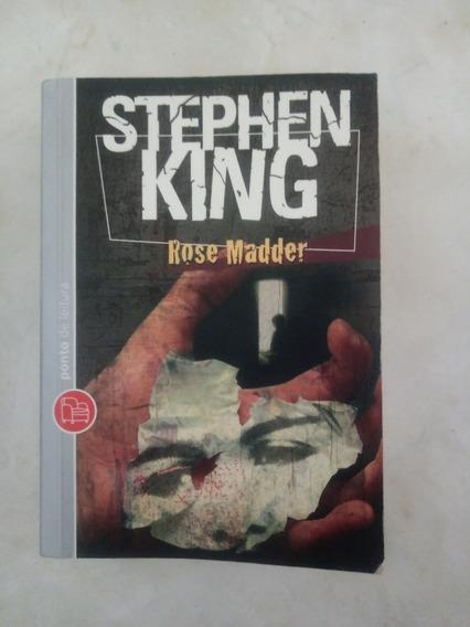 Livro Rose Madder - Stephen King - Edição De Bolso