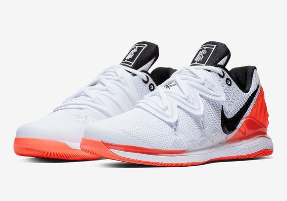Tênis Nike Air Zoom Vapor X Kyrie 5 - Federer Nadal Kyrgios