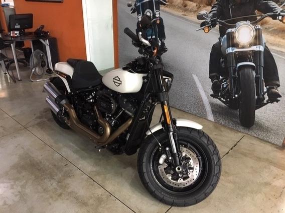 Harley Davidson Fat Bob 114-2017/2018
