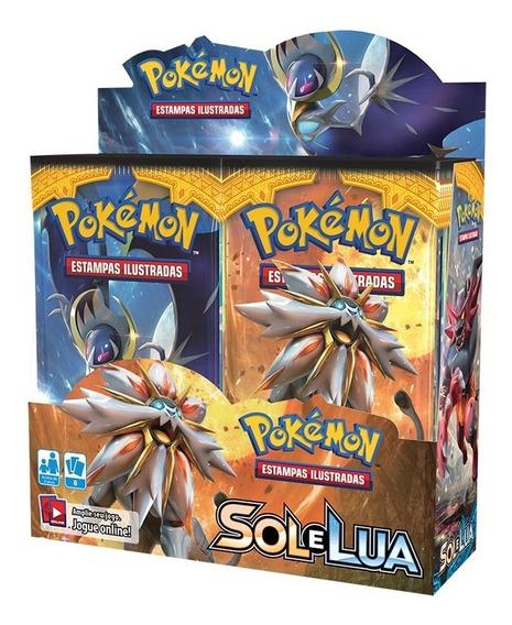 Jogo Cartinha Pokémon Caixa Com 36 Envelopes - Copag