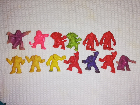 Monstruos De Bolsillo Originales De Sonrics Tepachi Toys