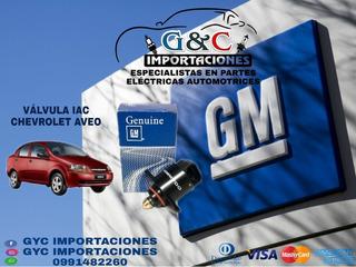 Válvula Iac Original Gm Chevrolet Aveo, Chevy Taxy