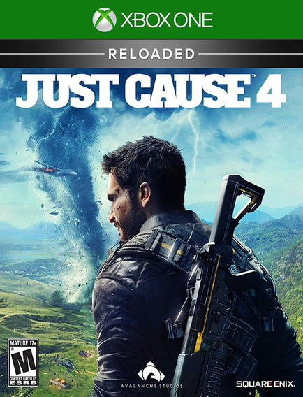 Just Cause 4 Reloaded Xbox One - 100%original ( 25 Dígitos )