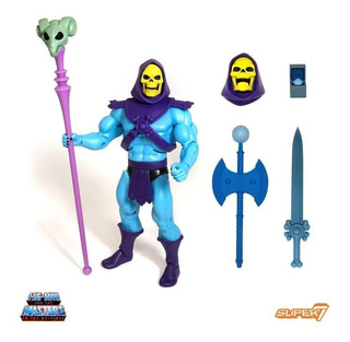 Skeletor Ultimates Club Grayskull Motu Super 7 Toylover