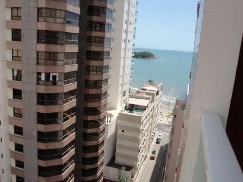 Apartamento Na Quadra Do Mar No Último Andar - A3044 - 3091792