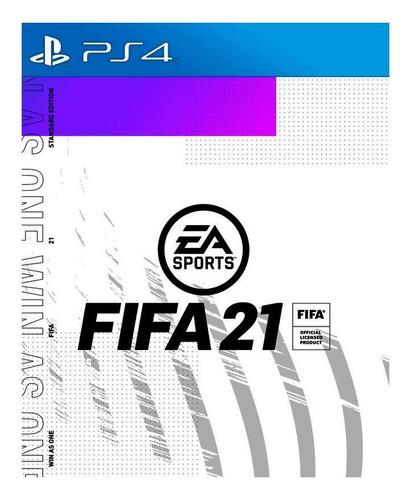 FIFA 21 Standard Edition Digital PS4 Electronic Arts
