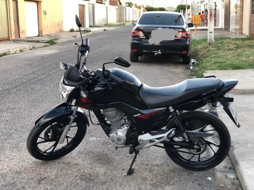 Honda Cg Fun 160