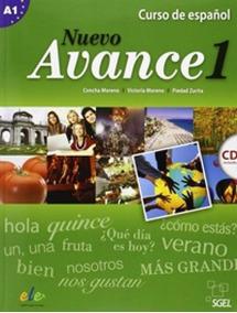 Nuevo Avance 1 - Libro Del Alumno Con Cd - Sgel