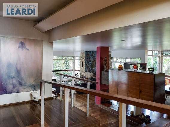 Casa Assobradada Real Parque - São Paulo - Ref: 574620